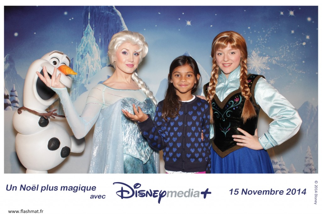 Aluguer de Photobooth @ Disneyland