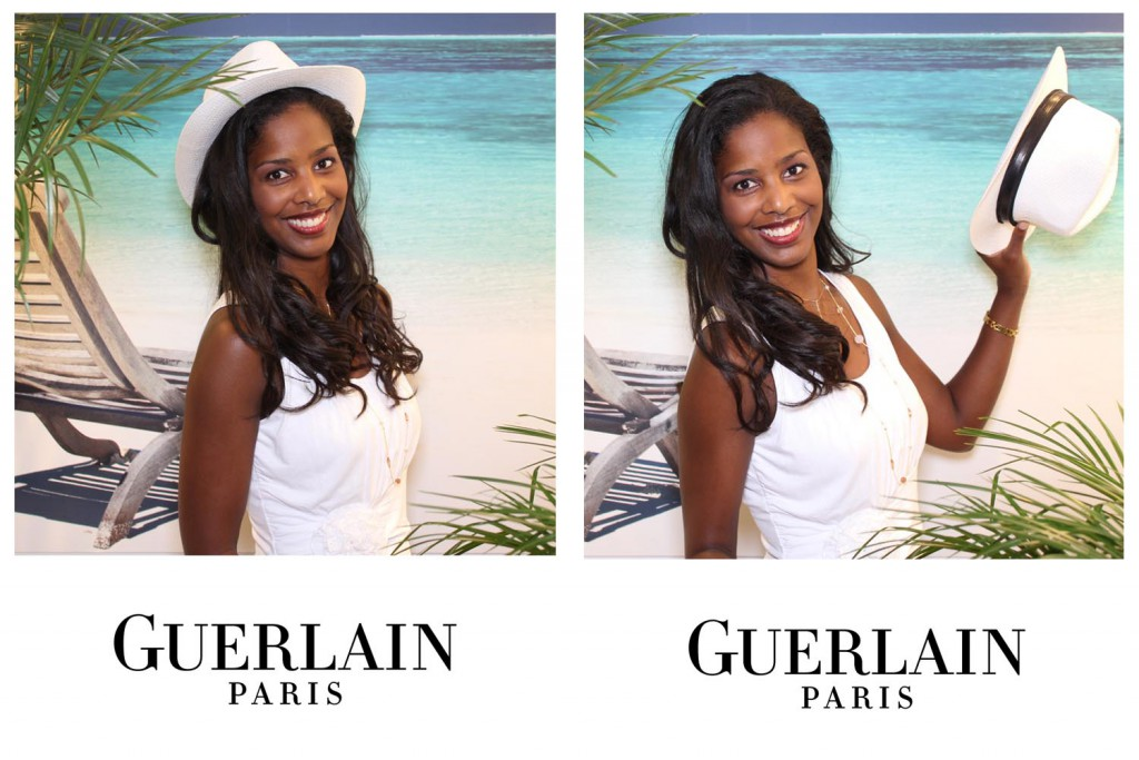 Photobooth @ Guerlain