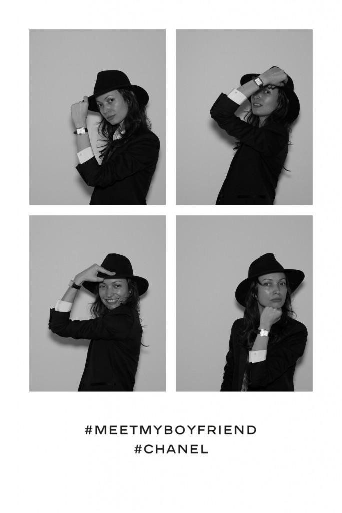 Photobooth @ Chanel