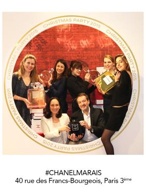 Aluguer Photobooth @ Chanel